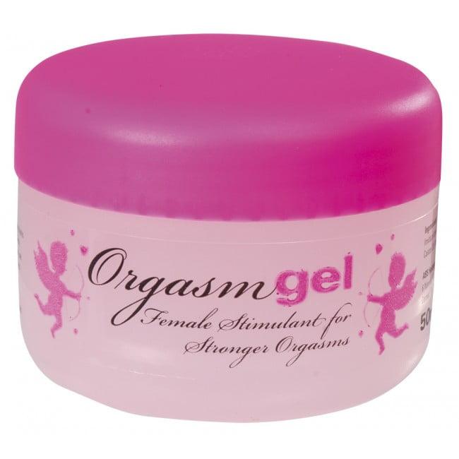 Orgasm Gel