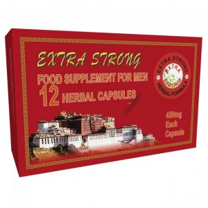 Extra Strong Capsules, our best selling pill to enhance male virility