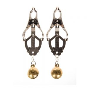 Clover Nipple Clamps with Bells