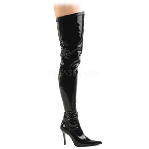 Lust 3000 Plus Size Thigh High Boots