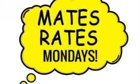 Introducing Mates Rates Mondays