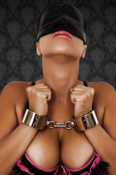 Adult Shopping: Passion Cardiff for sex toys & sexy lingerie at amazing prices and fast dispatch, or you can visit our Cardiff warehouse. Chrome Cuffs Sex Toy