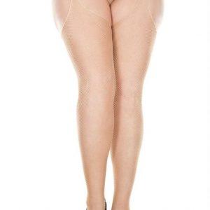 plus size suspender tights