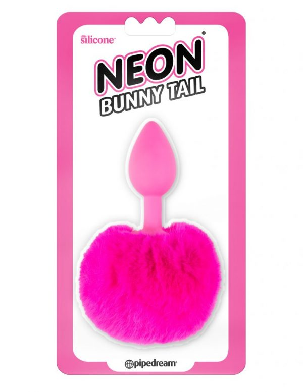 silicone bunny tail