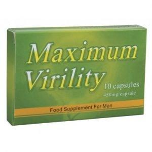 Maximum Virility Capsules