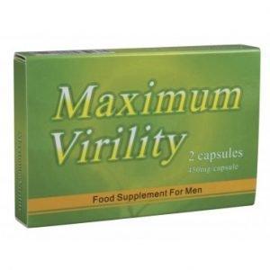 Maximum Virility Maximum Virility Food Supplement