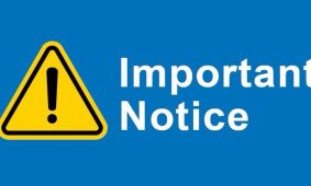 Important Notice Covid-19