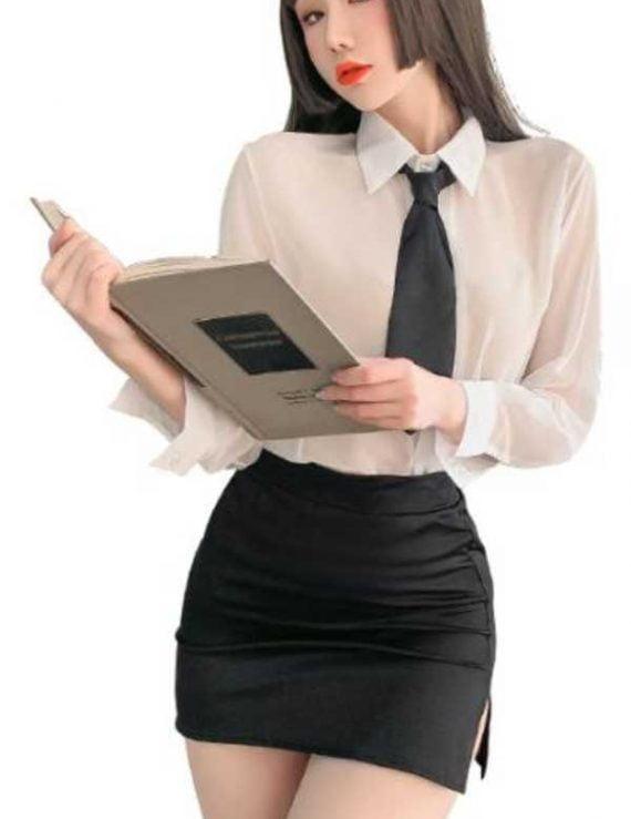 Office Affair Secretary Costume