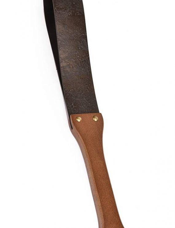 Vintage Leather Paddle Strap